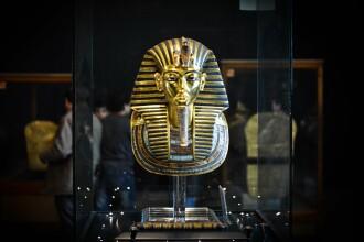 Masca funerara a lui Tutankhamon a fost distrusa. Operatiunea ciudata care a dus la deteriorare