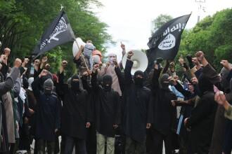 Teroristi ai grupului Stat Islamic au ars de vii 45 de ostatici, in centrul Irakului