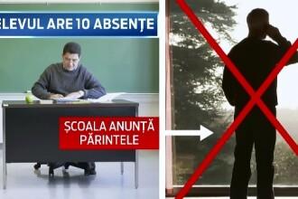 Aproape jumatate dintre adolescentii din Romania nu stiu sa citeasca. Ce risca parintii care nu isi trimit copiii la scoala