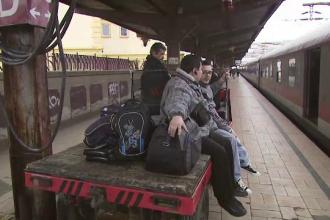 Persoanele cu dizabilitati din Romania, umilite de CFR. Cu ce au fost inlocuite rampele speciale din gari