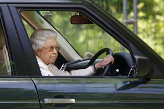 Lectia primita de regele Arabiei Saudite de la Elisabeta a II-a. Gestul reginei este interzis femeilor din tara araba. FOTO