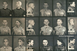 Experimentele facute pe gemenii din Auschwitz de capitanul SS Josef Mengele:
