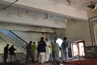 Atentat sangeros in Pakistan. Cel putin 40 de oameni au murit in timp ce se rugau intr-o moschee