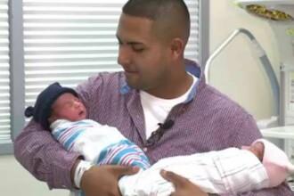 Doi gemeni din San Diego s-au nascut in ani diferiti. Cum a fost posibil asa ceva
