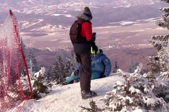 Gerul crunt nu i-a speriat pe turistii de la munte. Cum s-au distrat in ultima zi de vacanta