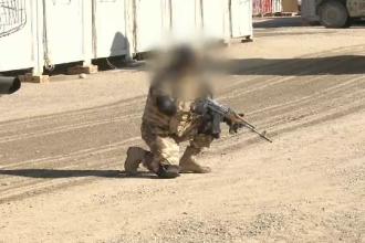 Un veteran care a luptat in Afganistan, condamnat la 10 luni de puscarie. Ginel Temelie e acuzat ca a corupt sexual 3 minore