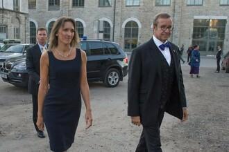 Presedintele eston Toomas Ilves s-a casatorit cu Ieva Kupce, oficial guvernamental leton