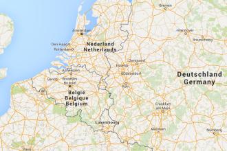 Decizie istorica: Belgia si Olanda isi vor retrasa granita. Motivul pentru care au decis sa faca aceasta modificare