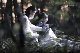 Descoperire macabra la marginea unui sat din Moldova.