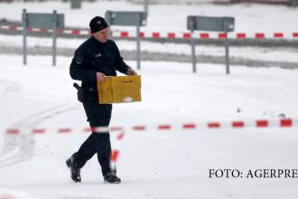 Colet suspect, descoperit langa biroul Angelei Merkel. Ce au gasit politistii cand au deschis pachetul