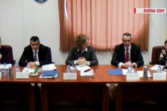 Judecatorul Mircea Aron este noul presedinte al CSM. Un magistrat cere explicatii privind agentii sub acoperire din Justitie