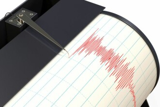 Cutremur cu magnitudinea de 3,4 pe scara Richter in judetul Buzau, duminica dimineata