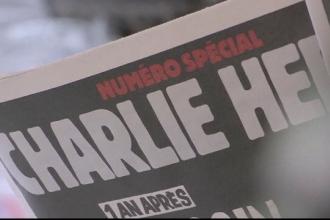 Un an de la masacrul de la Charlie Hebdo. Cum arata coperta aniversara a revistei de satira:
