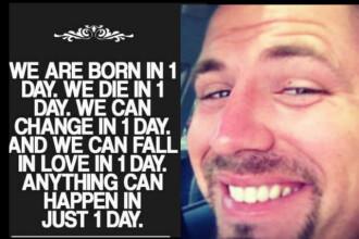 A fost ucis de un sofer beat, chiar de Anul Nou. Ultimul mesaj publicat pe Facebook de acest tanar a devenit viral