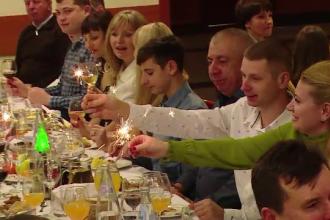 Mii de turisti sarbatoresc Craciunul pe rit vechi. Cat au cheltuit moldovenii pentru a petrece un sejur la noi la munte