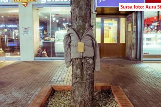De ce au ajuns copacii din orasele Bulgariei sa fie imbracati cu haine de iarna.