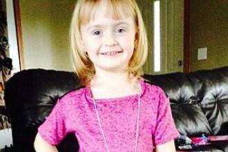 O fetita de 3 ani a devenit vedeta pe internet dupa ce si-a rugat matusa sa o machieze. Rezultatul este fabulos