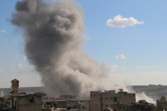 Negocierile de pace privind Siria au fost deja oprite, la doar cateva zile de la debutul lor. Pe cine da vina SUA