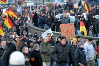 Val de atacuri xenofobe in Germania. Agresiunile, tratate ca posibil raspuns dupa evenimentele din Koln