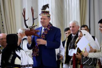 Presedintele Iohannis a primit anul trecut cadouri in valoare de aproape 13.000 de lei. Care este cel mai scump obiect