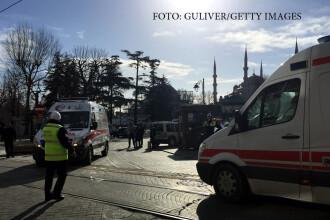 Atentat cu bomba in Turcia, cu sase morti si 39 de raniti. Atacul militantilor kurzi a vizat o sectie de politie