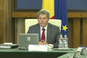 Ministrii din cabinetul Ciolos au prezentat planul cu proiectele din mandatele lor