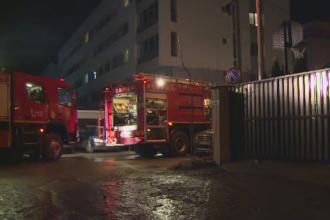 Incendiu suspect intr-o locuinta din Chiajna. Trei persoane au suferit arsuri pe corp