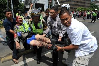 Alerta maxima in Jakarta: autorii atacurilor au urmat exemplul atentatelor de la Paris. Cine este considerat