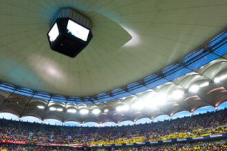 Copertina Arenei Nationale NU poate fi avizata de ISU. Trei variante pentru ca stadionul de 600 mil. de lei sa fie redeschis