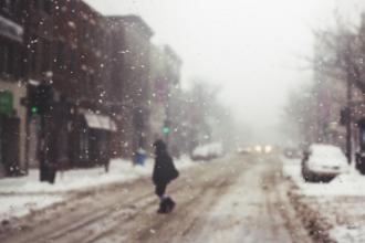 Vreme rece cu ninsori consistente la munte. Prognoza pentru urmatoarele zile