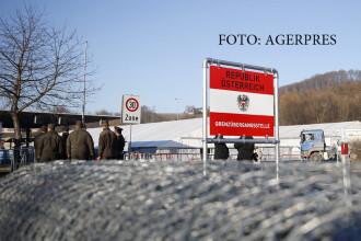 Austria a anuntat suspendarea Schengen si mobilizarea armatei la granite.
