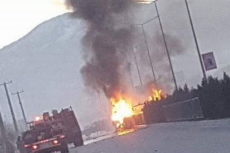 Atentat cu masina capcana, langa ambasada Rusiei, in Kabul: cel putin patru morti si 22 de raniti. VIDEO