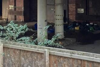 Descoperire macabra sub un pod din Marea Britanie. Cum a fost gasit un cersetor care se adapostea de frig intr-un cort