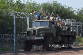 Ce spune Ungaria despre construirea unui gard la frontiera cu tara noastra.