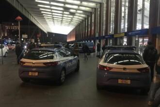 Cea mai mare gara din Roma, evacuata. Alarma falsa privind un atac terorist