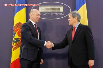 Scrisoarea lui Ciolos pentru premierul R. Moldova. In ce conditii va primi Chisinaul un imprumut de 60 de milioane de euro
