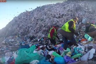 Groapa de gunoi a Clujului, in presa internationala.