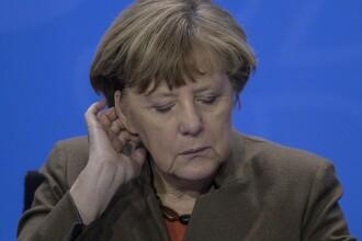 40% dintre germani vor ca Angela Merkel sa demisioneze din cauza politicii sale privind migratia