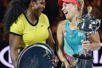 Angelique Kerber a castigat Australian Open in fata Serenei Williams! Sportiva trece peste Simona Halep in topul WTA