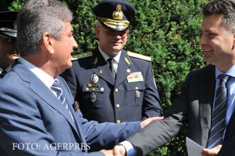 Gabriel Oprea ii ia apararea procurorului general in cazul coloanei oficiale.