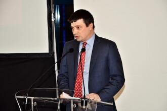 Ionut Vulpescu - fost ministru in Guvernul Ponta - propus pentru portofoliul Cultura si Identitate Nationala