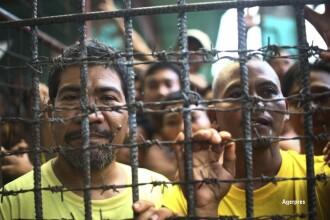 132 de detinuti au fost ajutati de barbati inarmati sa evadeze de la o inchisoare din Filipine.