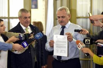 Prima reactie a lui Liviu Dragnea, dupa ce Klaus Iohannis l-a indemnat sa ii invete si pe ministri programul de guvernare