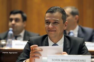 Sorin Grindeanu: Legea bugetului va fi trimisa in Parlament in jur de 25 ianuarie