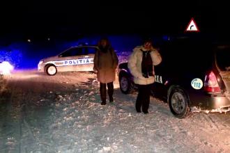 Zeci de oameni indignati dupa ce au ramas blocati pe drumul dintre Constanta si Tulcea: