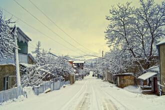COD GALBEN de ger in 25 de judete si in Bucuresti: temperaturi de -20 de grade. Prognoza meteo pentru urmatoarea perioada