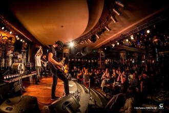 Fameless, trupa lui Tiberiu Albu, castigator la Vocea Romaniei, isi lanseaza primul album. Printre invitati: Tudor Chirila