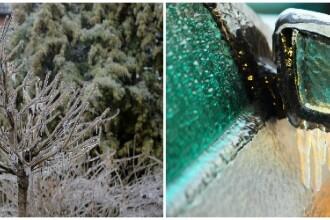 De la noapte reincep ninsorile si viscolul in Romania. Prapadul pe care il vor face ploile inghetate
