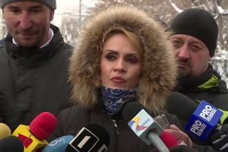 Premieră în București. Gabriela Firea aduce utilaje speciale pentru deszăpezire