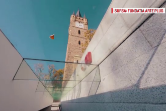 10 cladiri din Romania, incluse in cel mai prestigios concurs arhitectural din Europa. Cum arata casa cu etaj